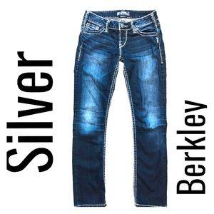 Silver jeans Berkley w27 L30